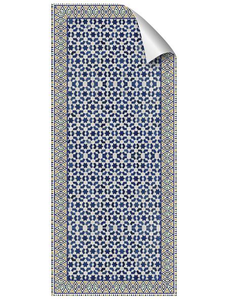 mySPOTTI Duschrückwand-Panel, fresh, Mosaikfliesenoptik, 210x90 cm