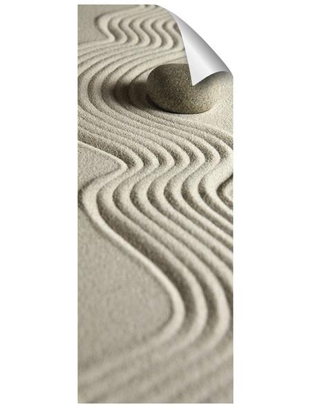mySPOTTI Duschrückwand-Panel, fresh, Sandoptik, 255x100 cm