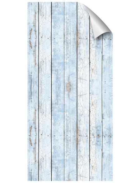 mySPOTTI Duschrückwand-Panel, fresh, Stadtpanorama, 210x100 cm