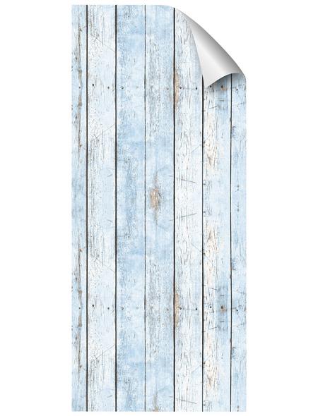 mySPOTTI Duschrückwand-Panel, fresh, Stadtpanorama, 210x90 cm