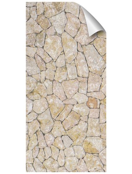 mySPOTTI Duschrückwand-Panel, fresh, Steinoptik, 210x100 cm