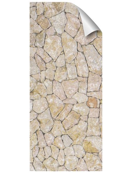 mySPOTTI Duschrückwand-Panel, fresh, Steinoptik, 210x90 cm
