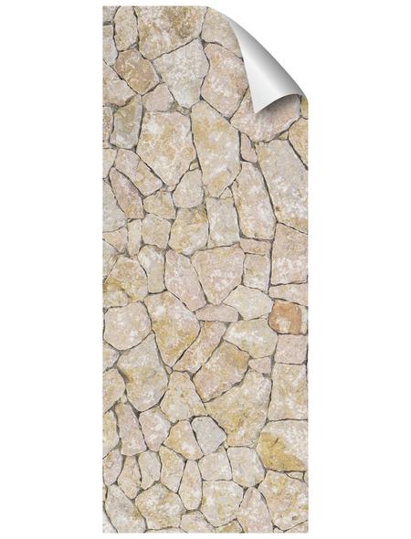 mySPOTTI Duschrückwand-Panel, fresh, Steinoptik, 255x100 cm