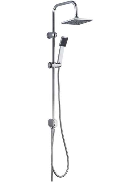 SCHÜTTE Duschsäule »Easy Energy«, Höhe: 103 cm, chromfarben