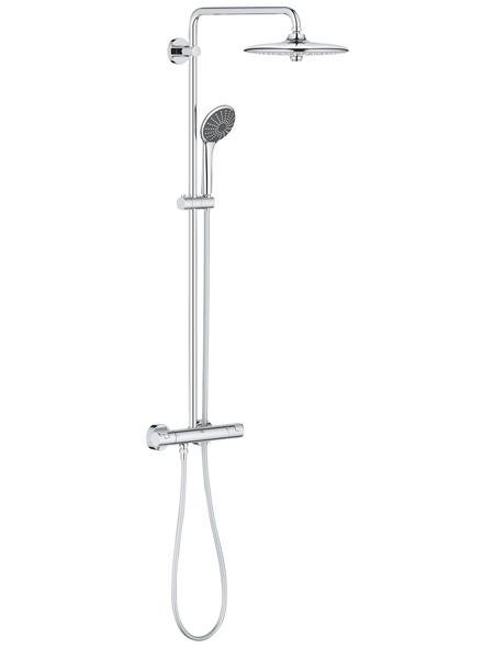 GROHE Duschsystem »Vitalio Joy«, Höhe: 113,2 cm, chromfarben