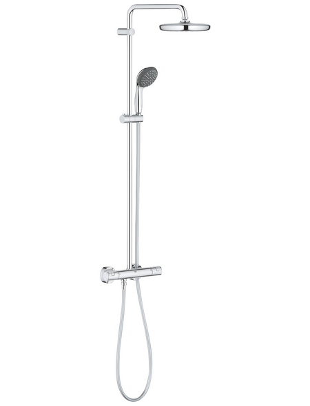 GROHE Duschsystem »Vitalo Start 210«, Höhe: 113,2 cm, chromfarben