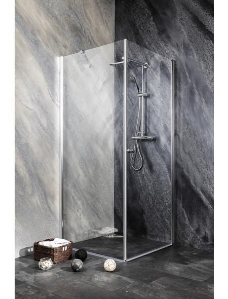 SANOTECHNIK Duschtrennwand »Young«, B x H: 105 x 195 cm, Sicherheitsglas