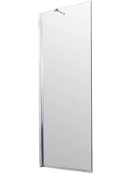 SANOTECHNIK Duschtrennwand »Young«, B x H: 85 x 195 cm, Sicherheitsglas