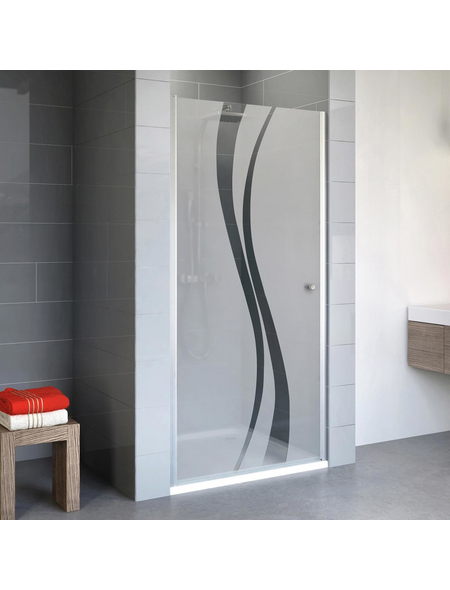 SCHULTE Duschtür »Alexa Style 2.0«, Drehtür, BxH: 90x192 cm
