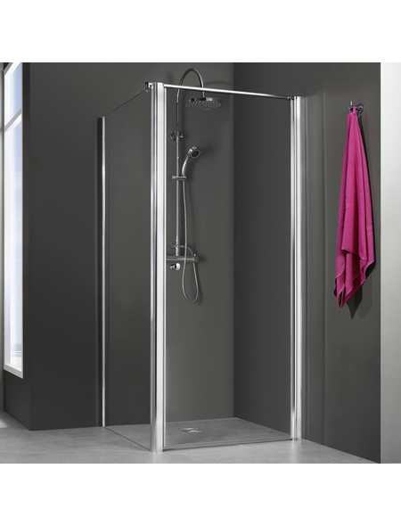 BREUER Duschtür »Elana 6«, Drehtür, BxH: 90 x 200 cm