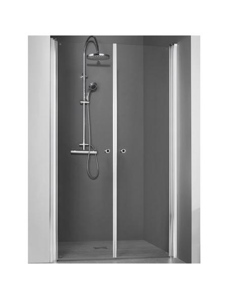 BREUER Duschtür »Elana 6«, Pendeltür, BxH: 100 x 200 cm
