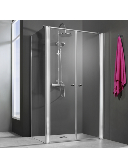 BREUER Duschtür »Elana 6«, Pendeltür, BxH: 80x200 cm