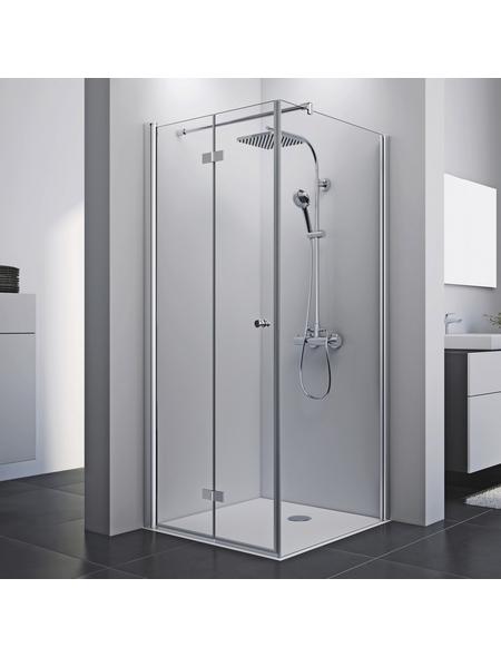 BREUER Duschtür »Elana 8«, Drehfalttür, BxH: 100x200 cm