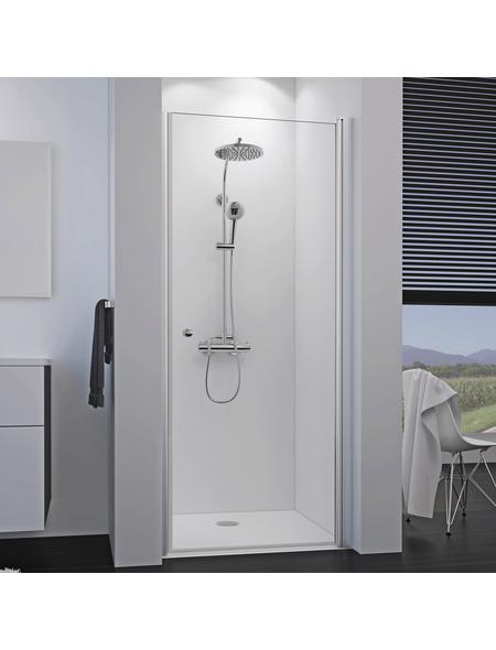 BREUER Duschtür »Elana 8«, Drehtür, BxH: 90x200 cm