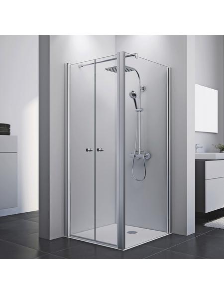 BREUER Duschtür »Elana 8«, Pendeltür, BxH: 90x200 cm