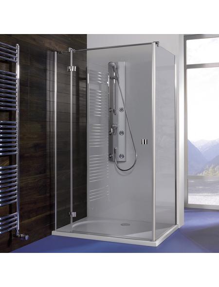 BREUER Duschtür »Espira«, Drehtür, BxH: 80x195 cm