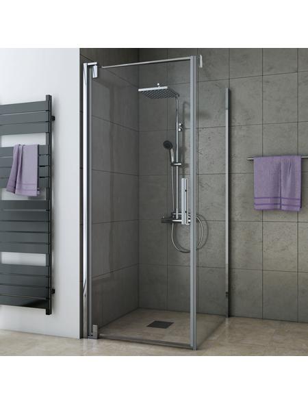 BREUER Duschtür »Europa Design«, Drehtür, BxH: 100x200 cm
