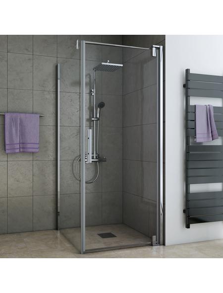 BREUER Duschtür »Europa Design«, Drehtür, BxH: 90 x 200 cm