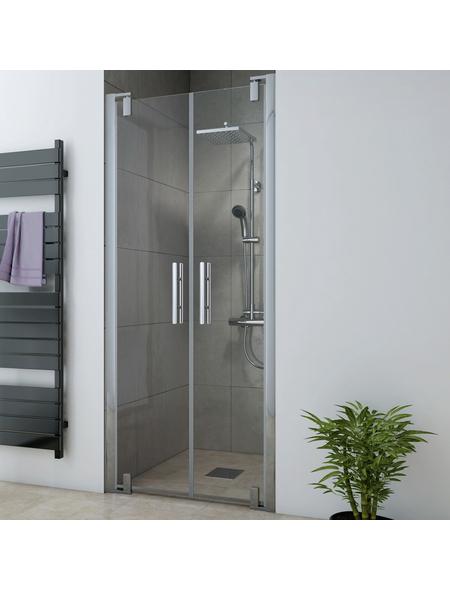 BREUER Duschtür »Europa Design«, Pendeltür, BxH: 90x200 cm
