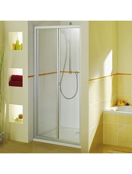 BREUER Duschtür »Fara 4«, Falttür, BxH: 90x185 cm