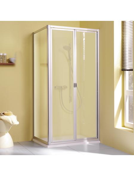 BREUER Duschtür »Fara 4«, Klapptür, BxH: 80x185 cm