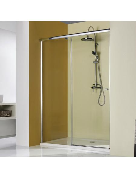 BREUER Duschtür »Fara 6«, Schiebetür, BxH: 120x190 cm