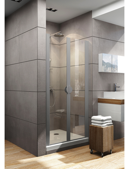 SCHULTE Duschtür »Sunny«, Pendeltür, BxH: 80 x 180 cm