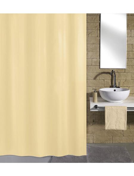 KLEINE WOLKE Duschvorhang »Kito«, B x H: 120 x 200 cm