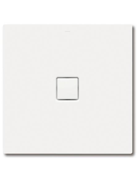 Kaldewei Duschwanne »AVANTGARDE CONOFLAT«, BxT: 120 cm x 100 cm