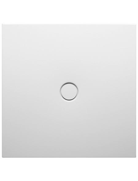 BETTE Duschwanne »BETTEFLOOR«, BxT: 120 x 120 cm, weiß