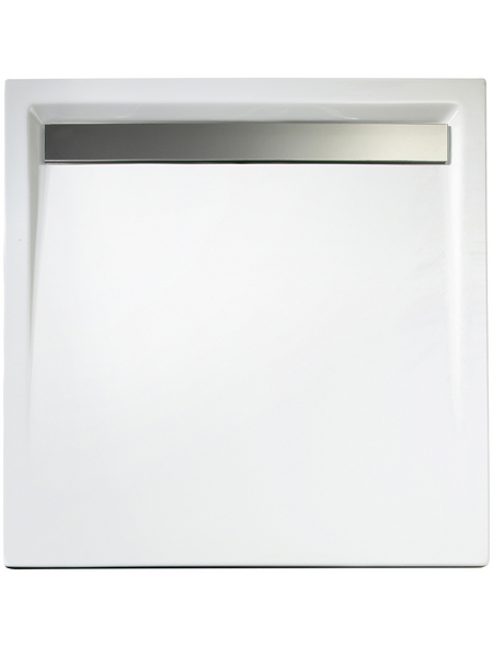SCHULTE Duschwanne, BxT: 100 cm x 100 cm