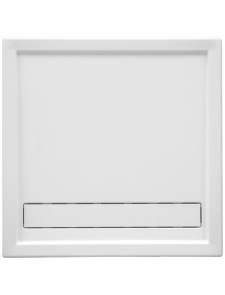 OTTOFOND Duschwanne »Fashion Board«, BxT: 120 cm x 80 cm
