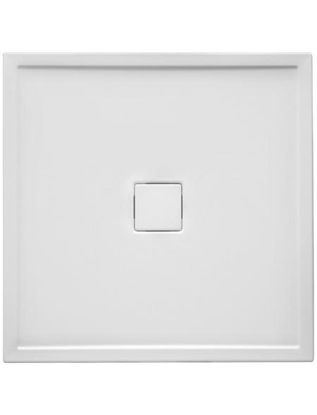 OTTOFOND Duschwanne »Fashion«, BxT: 120 x 90 cm, weiß