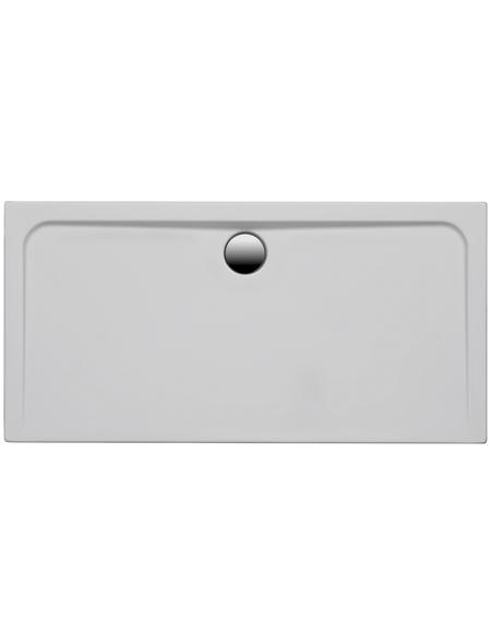 OTTOFOND Duschwanne »Maui R«, BxT: 120 x 70 cm, weiß