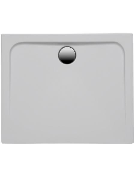 OTTOFOND Duschwanne »Maui R«, BxT: 75 x 90 cm, weiß