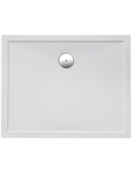 OTTOFOND Duschwanne »Memphis«, BxT: 90 x 90 cm, weiß
