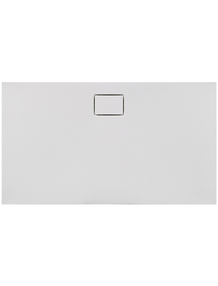 OTTOFOND Duschwanne »Pearl«, BxT: 80 x 100 cm, weiß