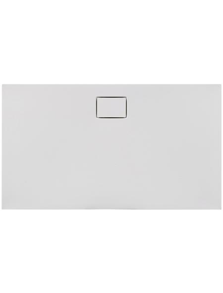 OTTOFOND Duschwanne »Pearl«, BxT: 80 x 120 cm, weiß