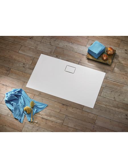 OTTOFOND Duschwanne »Pearl«, BxT: 80 x 170 cm, weiß