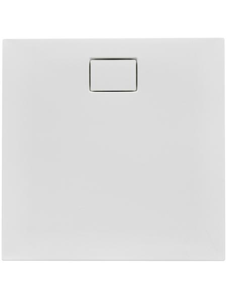 OTTOFOND Duschwanne »Pearl«, BxT: 90 x 100 cm, weiß