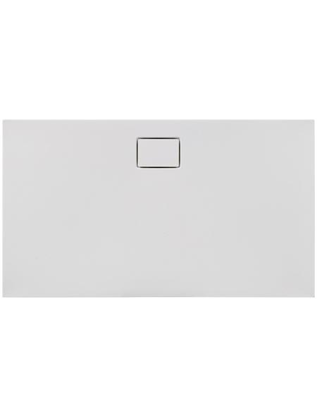 OTTOFOND Duschwanne »Pearl«, BxT: 90 x 120 cm, weiß