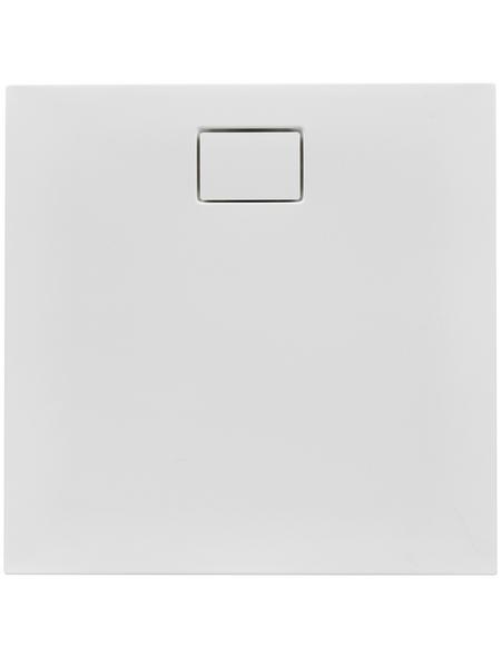 OTTOFOND Duschwanne »Pearl«, BxT: 90 x 90 cm, weiß