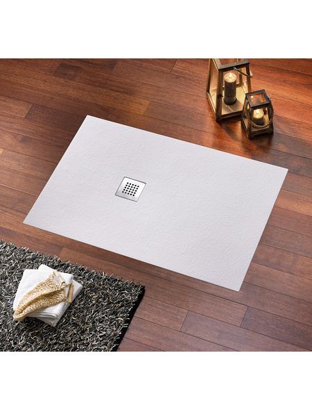 OTTOFOND Duschwanne »Strato«, BxT: 90 x 90 cm, weiß