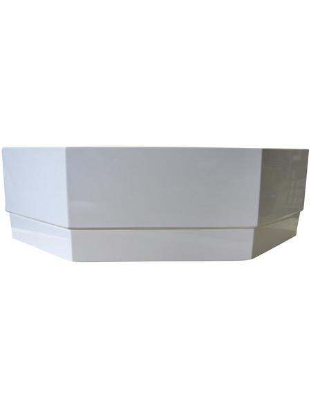 OTTOFOND Duschwannenschürze »Miami«, LxH: 216 x 54 cm