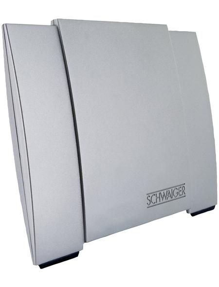 SCHWAIGER DVB-T Antenne, Silber