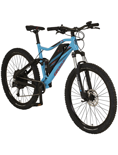 """PROPHETE E-Bike, 27,5 """", 9-Gang"""