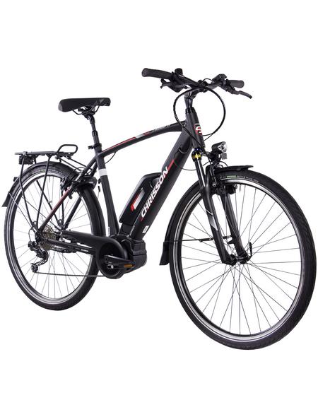 """CHRISSON E-Bike, 27,5 """", 9-Gang, 8.3 Ah"""