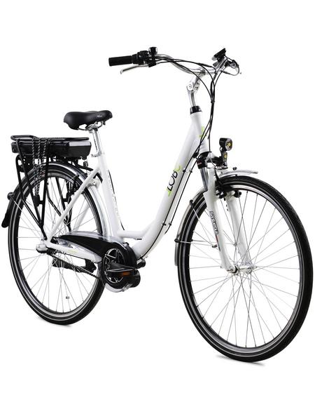 "LLOBE E-Bike, 28 "", 3-Gang, 10.4 Ah"