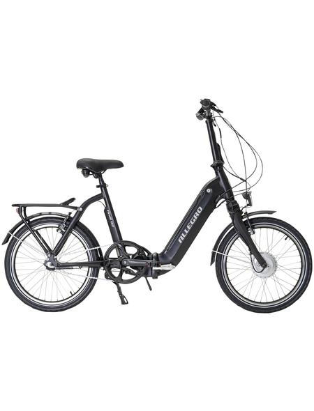 "ALLEGRO E-Bike »Andi 3 Plus«, 20"", 3-Gang, 10.4 Ah"