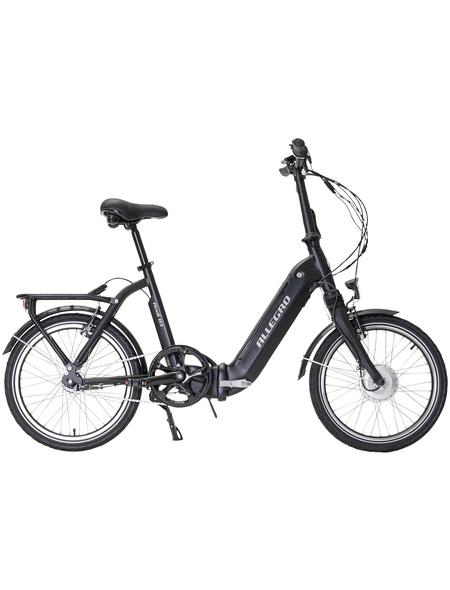 "ALLEGRO E-Bike »Andi 7 Plus«, 20"", 7-Gang, 10.4 Ah"